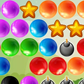 Bubble Shooter Stars