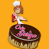 Cake Design Cooking Game