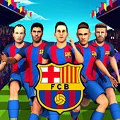 FC Barcelone Ultimate Rush