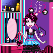 Monster Doll Room Decoration