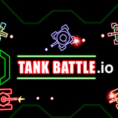 Tank Battle io multijoueur