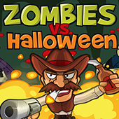 Zombies contre halloween